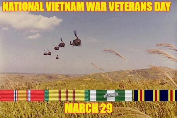 National Vietnam Veterans Day
