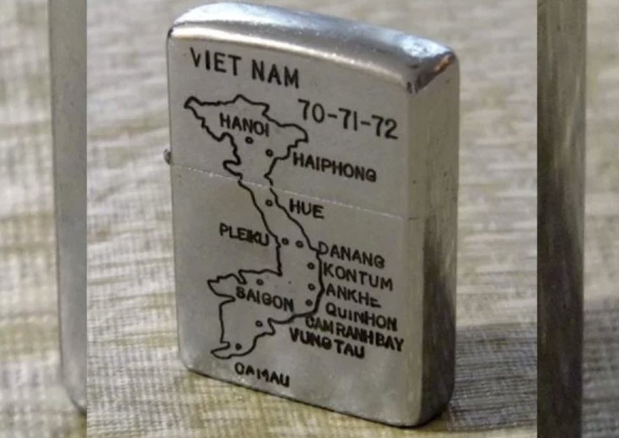 The Zippo Lighter: An Icon Of The Vietnam War